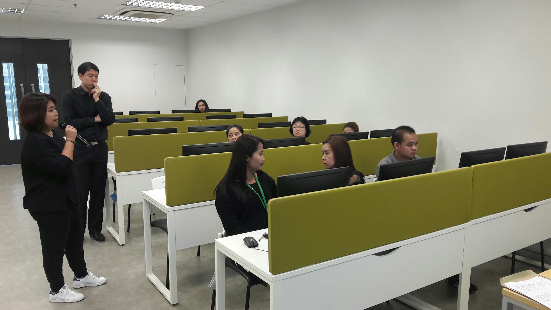 การประเมินโครงการจัดตั้งและการดำเนินการของวิทยาลัยการอาชีพเวียงสา